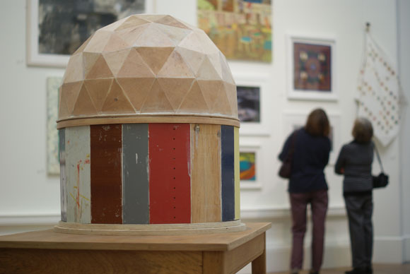 Alan Bond, Beneath us Constellations - SSA Annual Exhibition 2013